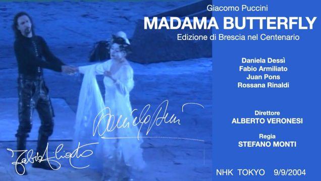 <span>FULL </span>Madama Butterfly Tokyo 2004 Dessi Armiliato Pons Rinaldi