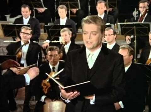 <span>FULL </span>Mass in B minor (Bach) Munich 1969 Richter Janowitz Prey