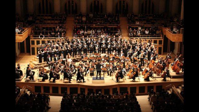 <span>FULL </span>Mass in c minor (Mozart) Sao Paulo 2016 Nathalie Stutzmann