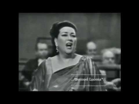 Motserrat Caballé TV-Concert Paris 1966