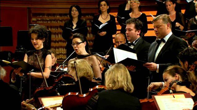 Mozart Requiem Lucerne 2011 Abbado Prohaska Mingardo Schmitt Pape