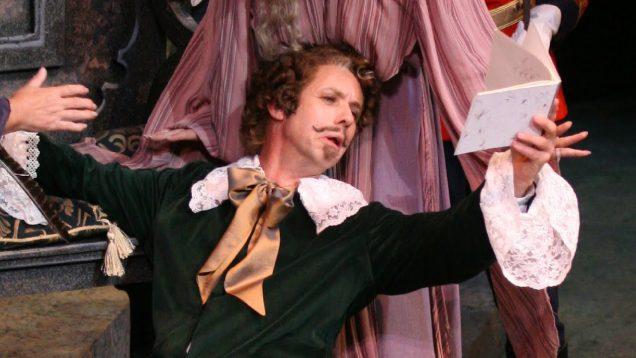 Patience (Gilbert&Sullivan) Buxton 2007 National Gilbert and Sullivan Opera Company
