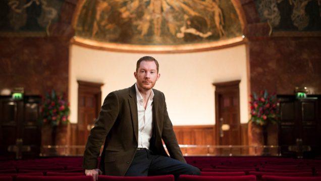 Schubert Lieder Recital London 2020 Robin Tritschler