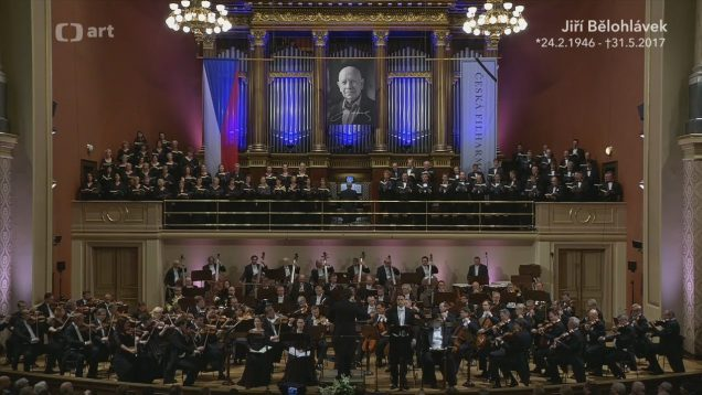 Stabat Mater (Dvorak) Prague 2017
