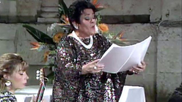 <span>FULL </span>Victoria de los Ángeles al Monestir de Sant Cugat 1993