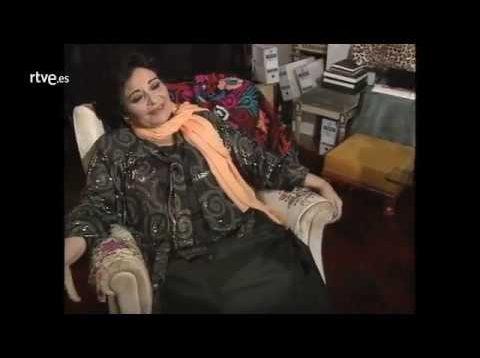 "<span>FULL </span>Victoria de los Ángeles: ""Cantar, la joia de viure"" TV-Documentary Spain"