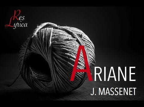 <span>FULL </span>Ariane (Massenet) Paris 2020