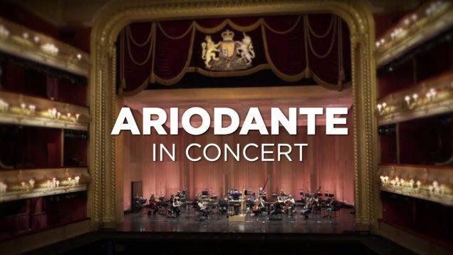 Ariodante London 2020 Finley Reiss