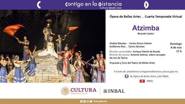 <span>FULL </span>Atzimba (Castro) Mexico City 2013