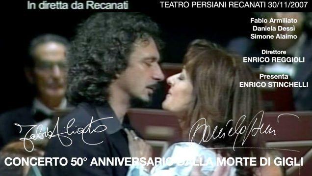 <span>FULL </span>Concerto – 50° morte Gigli Recenati 2007 Dessi Armiliato Alaimo