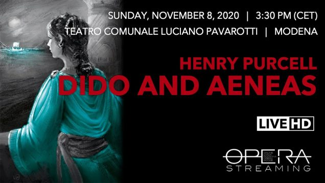 <span>FULL </span>Dido and Aeneas Modena 2020