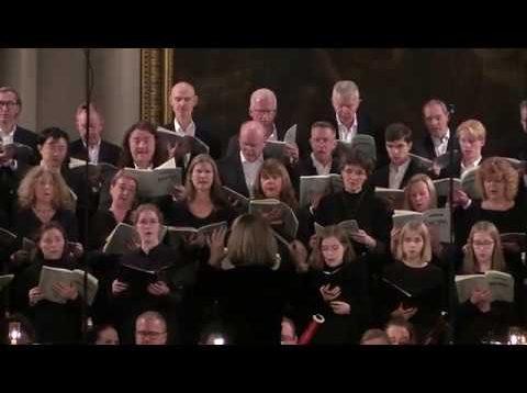 <span>FULL </span>Ein Deutsches Requiem (Brahms) Stockholm 2019 Maria Demerus Lars Arvidsson