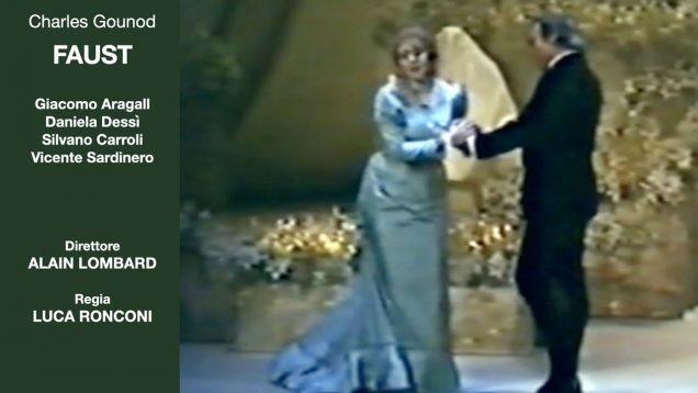 <span>FULL </span>Faust Bologna 1985 Dessi Aragall Carroli