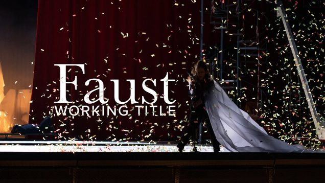 Faust (Collage) Amsterdam 2020