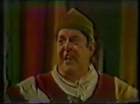 <span>FULL </span>Gianni Schicchi TV-Movie BBC 1975 Zero Mostel
