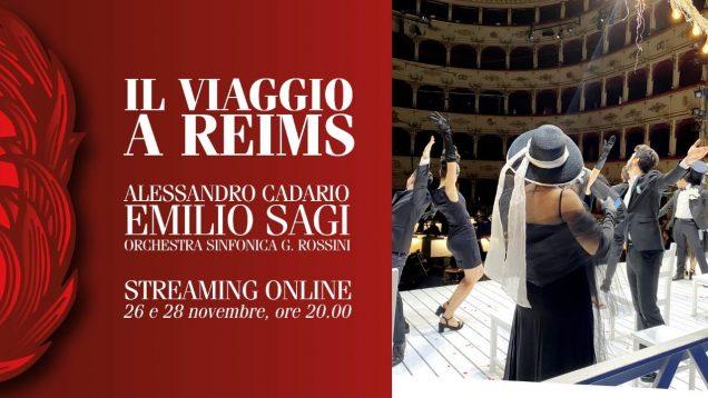 Il viaggio a Reims Pesaro 2020 Nov 28