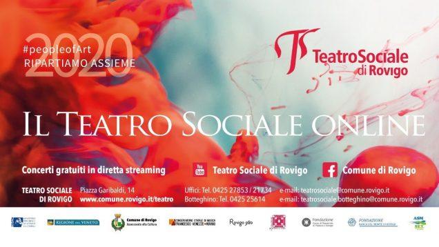 <span>FULL </span>L' ELISIR CHE DESTA AMORE Recital Rovigo 2020 Abete Colaianni