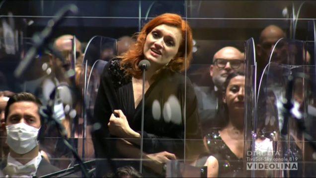 La Traviata Cagliari 2020 Bakanova Caimi Stoyanov