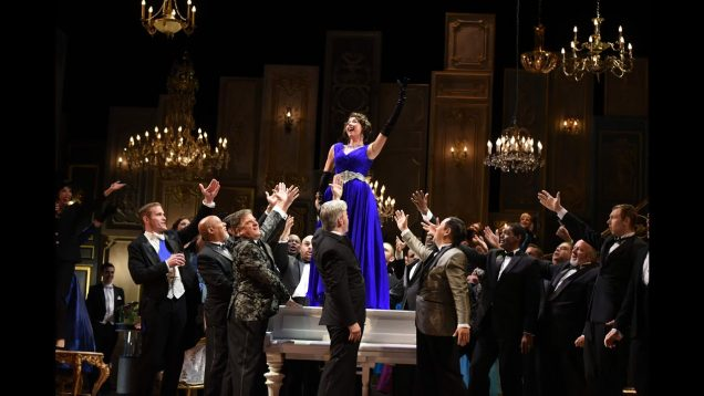 La Traviata Philadelphia PA 2015 Oropesa Shrader Powell