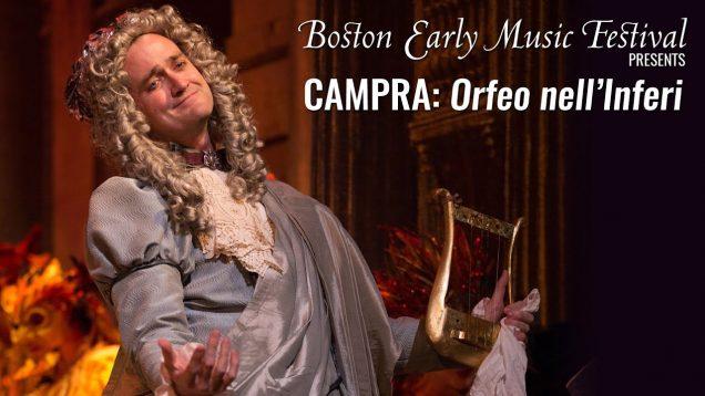 Le Carnaval de Venise: Orfeo nell'Inferi Boston 2017