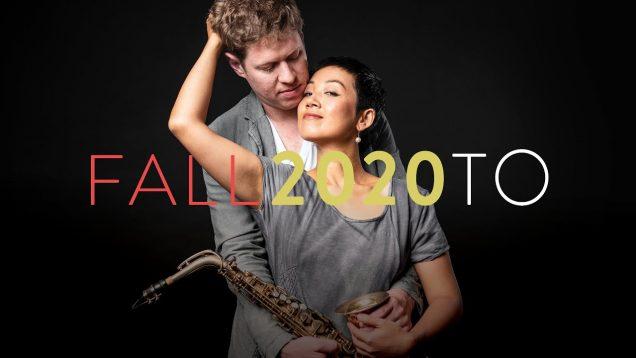 <span>FULL </span>Love Songs – A Saxophony (Sokolovic) Toronto 2020 Xin Wang