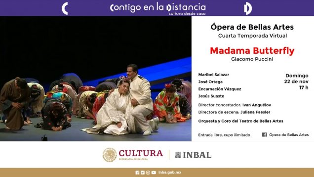 <span>FULL </span>Madama Butterfly Mexico City 2011