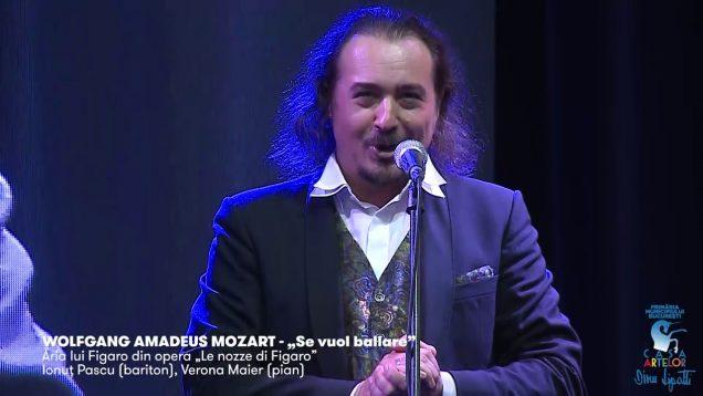 <span>FULL </span>Mozart Recital Timișoara 2020 Pascu Iordăchescu