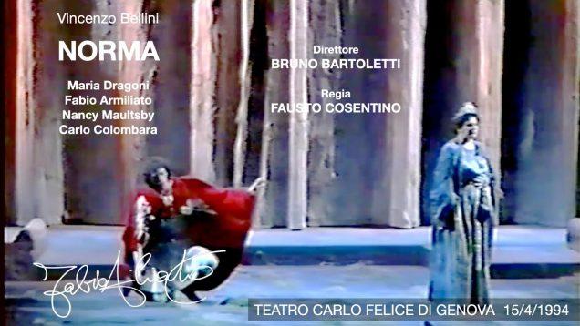 <span>FULL </span>Norma Genoa 1994 Armiliato Dragoni Maultsby