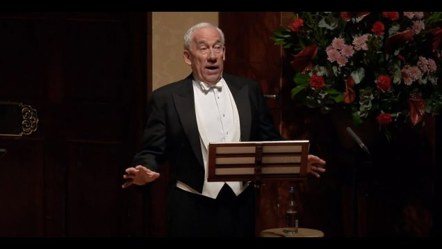 Proust Day London 2020 Simon Callow Lucy Crowe