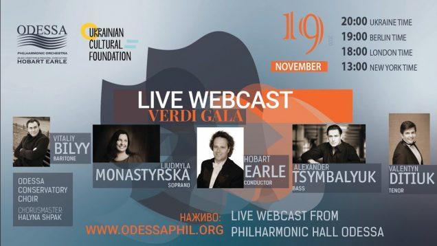 <span>FULL </span>Verdi Gala Odessa 2020 Monastyrska Tsymbalyuk Bilyy Ditiuk