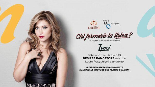 <span>FULL </span>7 Voci Live Livorno 2020 Desirée Rancatore