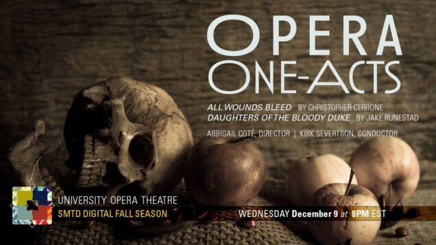 <span>FULL </span>All Wounds Bleed (Cerrone) & Daughters of the Bloody Duke (Runestad) Ann Arbor 2020
