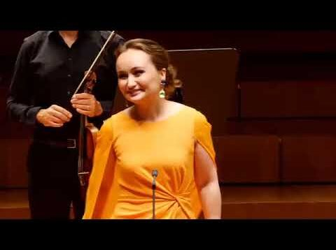 <span>FULL </span>Baroque Opera Concert Wroclaw 2020 Julia Lezhneva