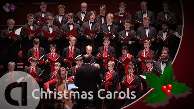<span>FULL </span>Christmas Carols Amsterdam 2018 Choir of St. John's College