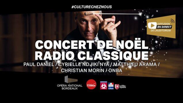 Concert de Noël Bordeaux 2020 Cyrielle Ndjiki Nya