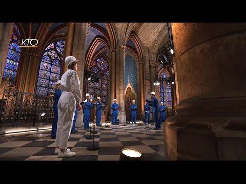 <span>FULL </span>Concert de Noël Cathédrale Notre-Dame de Paris 2020