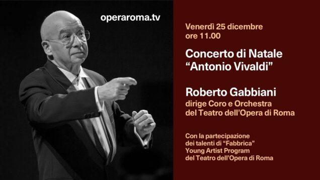 "<span>FULL </span>Concerto di Natale ""Antonio Vivaldi"" Rome 2020"