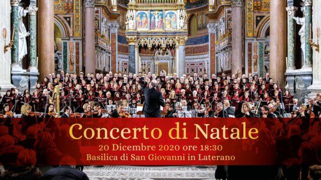 <span>FULL </span>Concerto di Natale dal Vaticano Rome 2020
