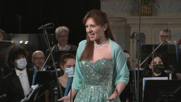 <span>FULL </span>Concerto di Natale Rovigo 2020 Michela Antenucci