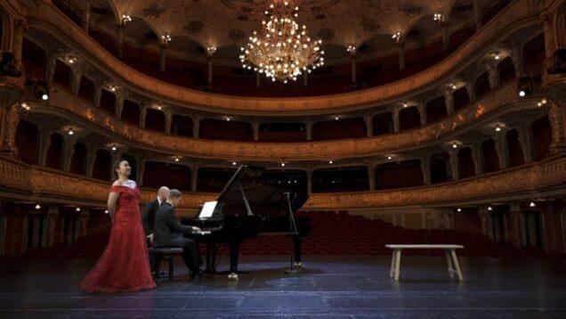 <span>FULL </span>Curtain Call mit Benjamin Bernheim Zürich 2020