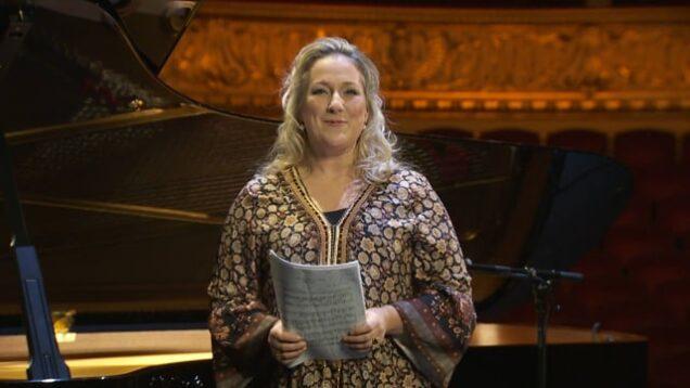 <span>FULL </span>Curtain Call mit Diana Damrau Zurich 2020
