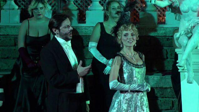 <span>FULL </span>Die lustige Witwe – La vedova allegra Salerno 2020
