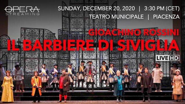 <span>FULL </span>Il barbiere di Siviglia Piacenza 2020