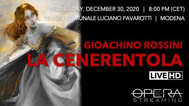 <span>FULL </span>La Cenerentola Modena 2020 Gardina Siragusa Borchev Alaimo