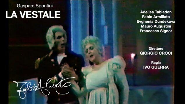 <span>FULL </span>La Vestale Jesi 1986 Tabiadon Armiliato Dundekova