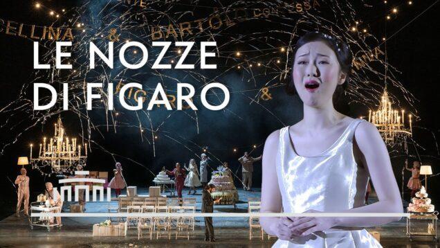 Le nozze di Figaro Amsterdam 2020 Luciano Mantashyan Ying Fang Fassi
