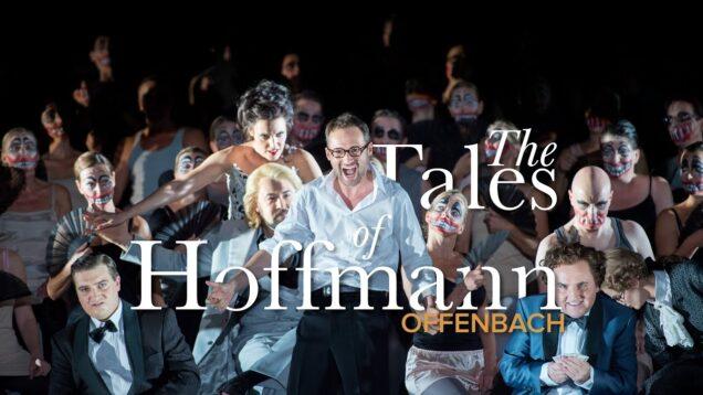 Les Contes d'Hoffmann Berlin 2015 Barrie Kosky
