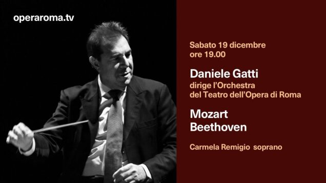 <span>FULL </span>Mozart and Beethoven Concert Rome 2020 Gatti Remigio
