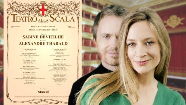 <span>FULL </span>Recital Sabine Devieilhe Milan 2020
