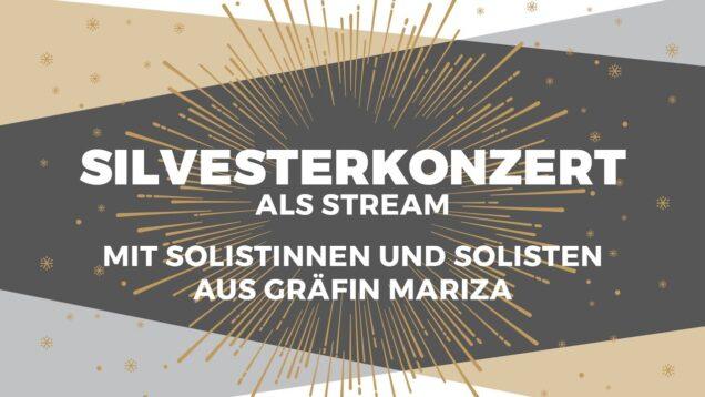 Silvesterkonzert der Bühne Baden bei Wien 2020 Gräfin Mariza